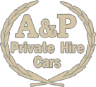 A & P Private Hire - Company Logo